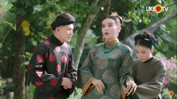 Một cảnh trong trailer phim.