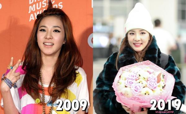 Bây giờ đã là năm 2019 mà những mỹ nhân này vẫn trẻ đẹp như thời 2009 - 1