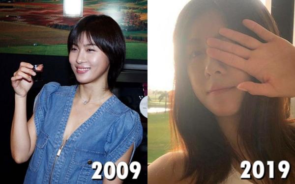 Thật khó tin khi Ha Ji Won phiên bản 40 tuổitrông còn trẻ đẹp hơn cả thời điểm 10 năm trước.
