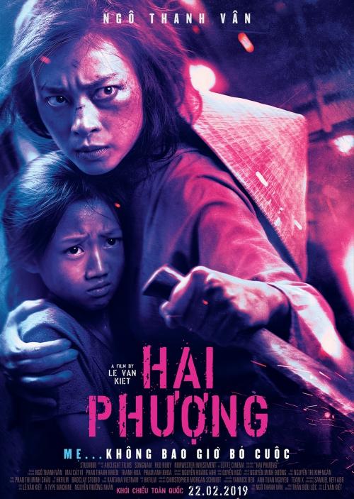 Poster phim Hai Phượng.