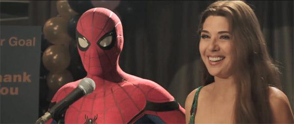 Spider Man đã tái xuất giang hồ.