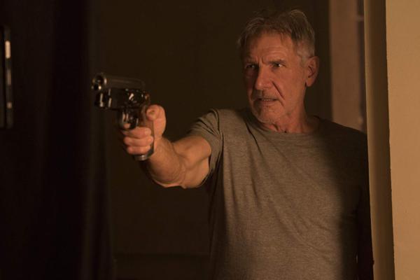 Harrison Ford sẽ đảm nhận vai Thorton trong phiên bản mới của Call Of The Wild.