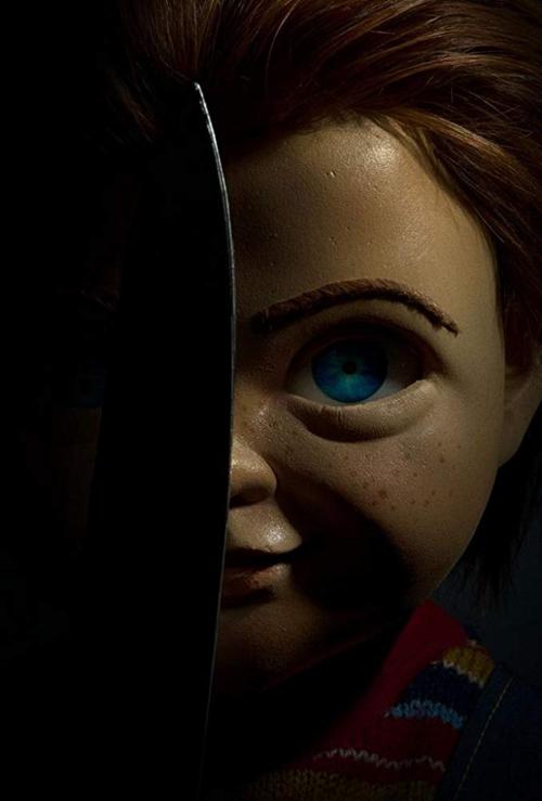 Chucky luôn là biểu tượng điển hình cho dòng phim kinh dị Mỹ.