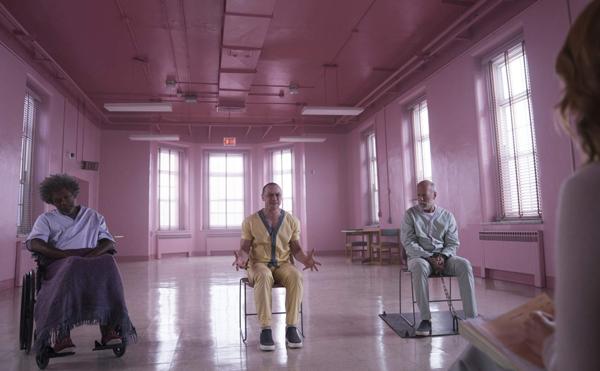 Bộ ba quái nhân bị giam giữ trong một khu điều trị biệt lập dưới sự quản lý của chính quyền Mỹ.