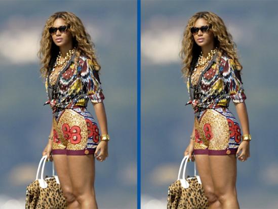 Tinh mắt soi Beyoncé có gì khác lạ? - 3