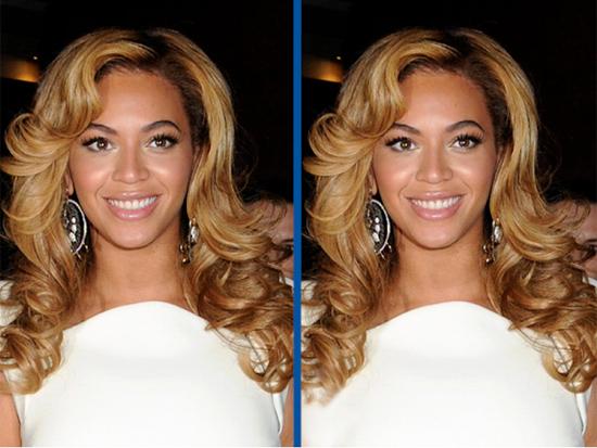 Tinh mắt soi Beyoncé có gì khác lạ? - 4