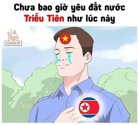 Việt Nam vào vòng 1/8, ảnh chế tràn ngập cảm ơn người anh em Triều Tiên - 6