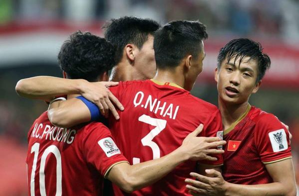 Các cầu thủ Việt Nam đã có trận đấu đầy nỗ lực trước Yemen.
