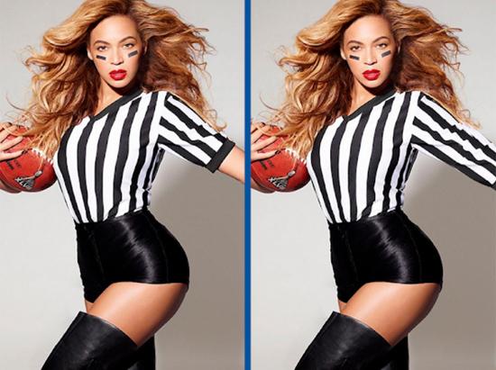 Tinh mắt soi Beyoncé có gì khác lạ? - 5