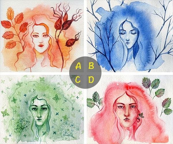 Trắc nghiệm: Nữ thần mùa đông nào tượng trưng cho tâm hồn của bạn?