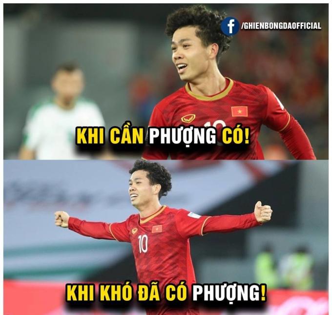 <p> 18h ngày 20/1, trận Việt Nam và Jordan mở màn vòng 1/8 tại Asian Cup 2019.Việt Nam có trận đấu vòng 1/8 trước một đối thủ dẫn đầu bảng B và chưa để thủng lưới từ đầu mùa giải. Trận đấu trở nên kịch tính khi Jordan mở tỉ số, tạo sức ép lên khung thành của Việt Nam. Đến phút thứ 51, người hâm mộ vỡ òa khi Công Phượng đã san bằng tỉ số.</p>