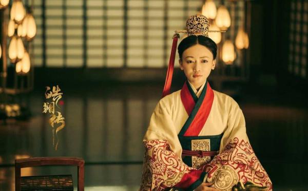 10 đại mỹ nữ thi nhau tranh sủng trong Hạo Lan truyện của Vu Chính
