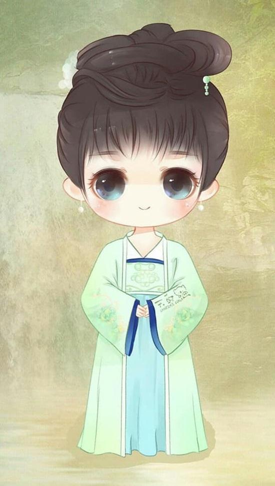 Đoán nhân vật cổ trang qua hình vẽ dễ thương (2) - 5