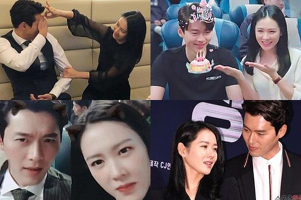 Đầu năm 2018, tin đồn Hyun Bin hẹn hò cùng chị đẹp Song Ye Jin phủ sóng mặt báo Hàn. Hai ngôi sao có nhiều hành động thân thiết trong hậu trường. Cặp đôi còn bị bắt gặp cùng đi Mỹ. Tuy nhiên, công ty quản lý đã lên tiếng phủ nhận tin đồn hẹn hò và nói rằng hai ngôi sao đến Mỹ với mục đích khác nhau.