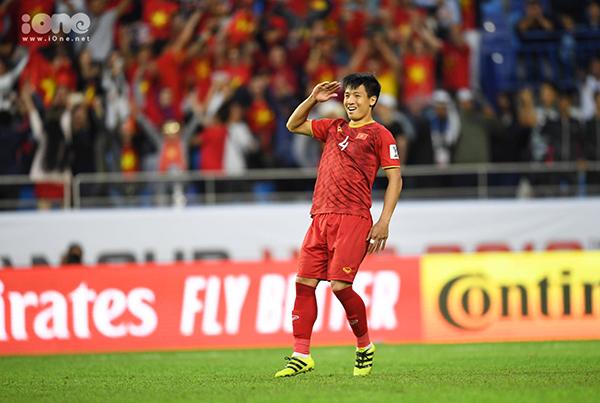Với hai cú chốt thành công ở cả U23 châu Á và Asian Cup, Bùi Tiến Dũng đáng được gọi là Dũng penalty.