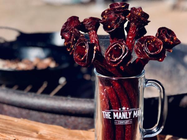 Hoa thịt bò món quà cho team yêu thịt trong ngày Valentine - 2