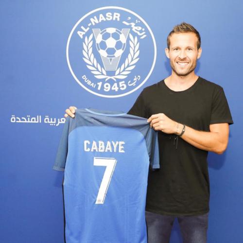Yohan Cabaye.