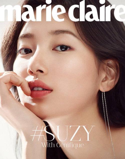 Suzy, Lisa và loạt sao Hàn khiến fan mãn nhãn trên tạp chí số tháng 2 - 2