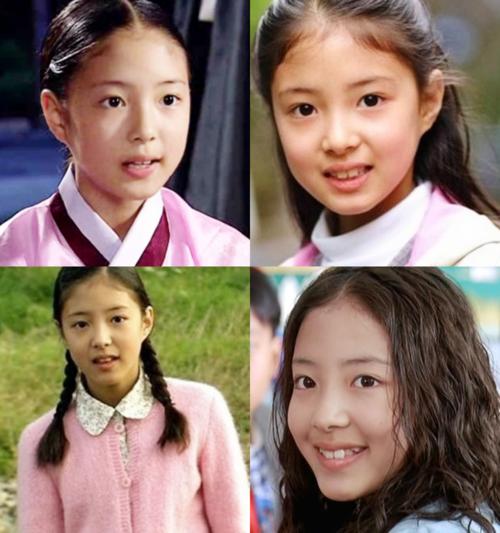 Lee Se Young tham gia đóng phim từ nhỏ.