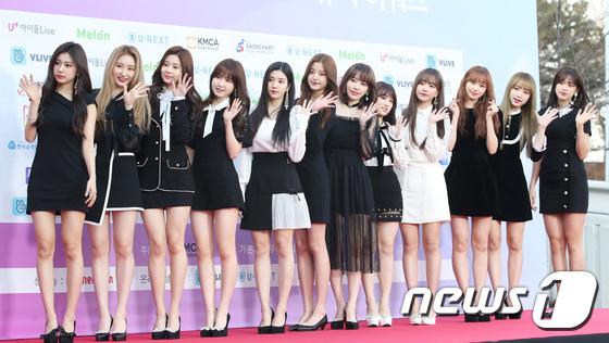 IZONE liên tục chạy show giữa Hàn và Nhật.