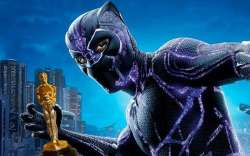 Trò đùa của năm nay là việc Black Panther nhận được đề cử Oscar.