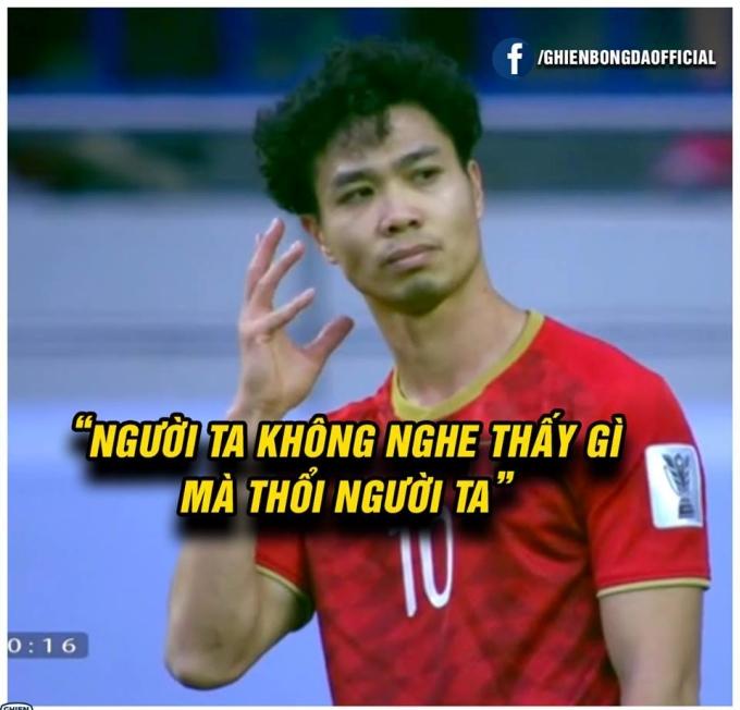 <p> Cuộc so tài đầu tiên ở vòng tứ kết Asian Cup 2019 là trận đấu giữa Việt Nam và Nhật Bản, diễn ra vào 20h (giờ Hà Nội) ngày 24/1. Ở những phút đầu trận đấu, Công Phượng độc diễn đẹp mắt. Tiền đạo HAGL tỏ ra hữu dụng trong vai trò quấy phá hàng thủ Nhật Bản. Sau đó, bắt nguồn từ tình huống đá phạt góc bên cánh trái, trung vệ đang chơi cho Southampton là Yoshida đánh đầu tung lưới thủ môn Văn Lâm. Trọng tài đã công nhận bàn thắng cho Nhật Bản.</p>