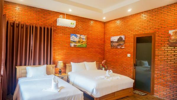 Orchard Home Resort - khu nghỉ dưỡng yên bình nằm giữa rừng núi Nam Cát Tiên.