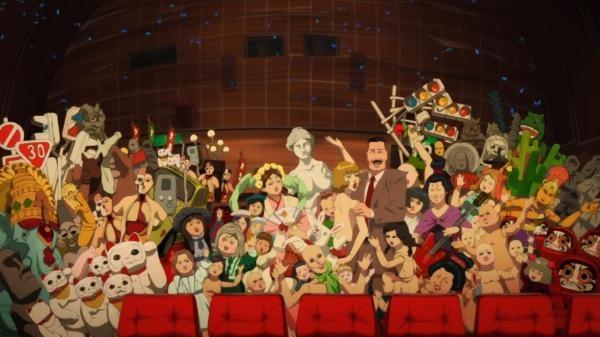 Những anime đen tối của Nhật Bản chắc chắn không dành cho thiếu nhi - 1