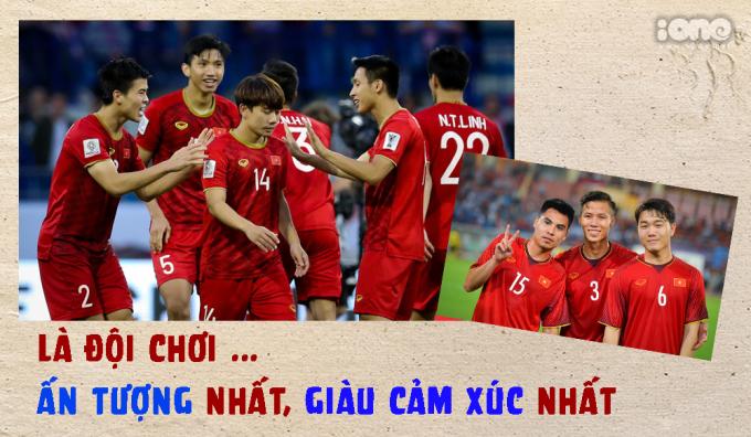 <p> Với lối chơi nhiều biến hóa, tiến bộ qua từng trận, đội tuyển Việt Nam luôn khiến các đối thủ phải dè chừng và mang đến cho người hâm mộ những giây phút dâng trào cảm xúc.</p>