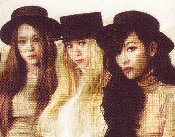 Những tam giác visual quyền lực của girlgroup Kpop (bài tết) - 2
