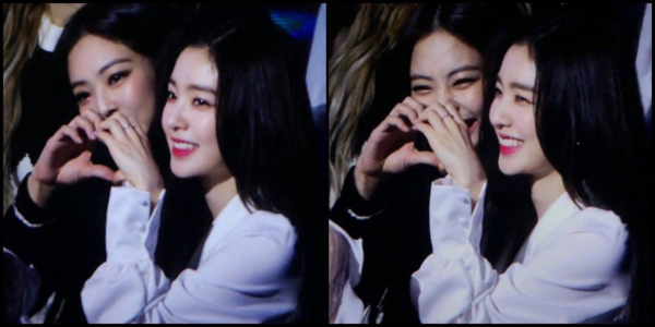 Mới đây sau lễ trao giải Gaon Music Awards, thuyềnNa Yeon - Jennie một lần nữa lung lay khi Jennie chỉ bám lấy cô chị Irene.