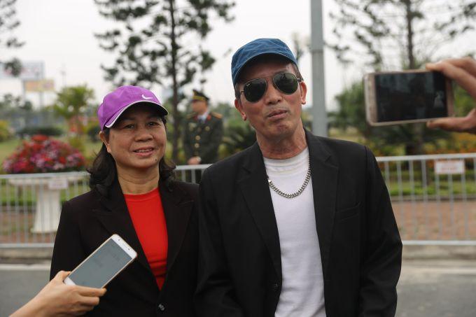 """<p> Bố của cầu thủ Huy Hùng, ông Nguyễn Huy Thành nói: """"Chuẩn bị cho tết không bằng chuẩn bị đón con về'.</p>"""
