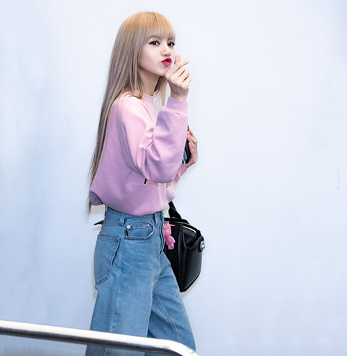 Black Pink, Red Velvet sân bay - 9