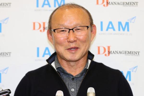 HLV Park Hang-seo trả lời báo Hàn về những dự định tiếp theo của tuyển Việt Nam.