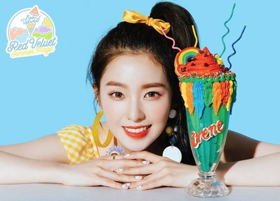 Bạn có tự tin hiểu hết về nữ thần Irene xinh đẹp