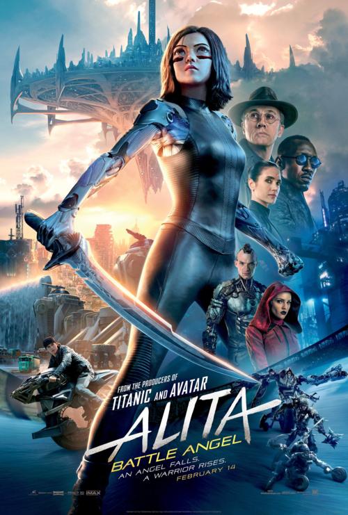 Alita: Thiên thần chiến binh là dự án về nữ quyền tiếp theo tại Hollywood.