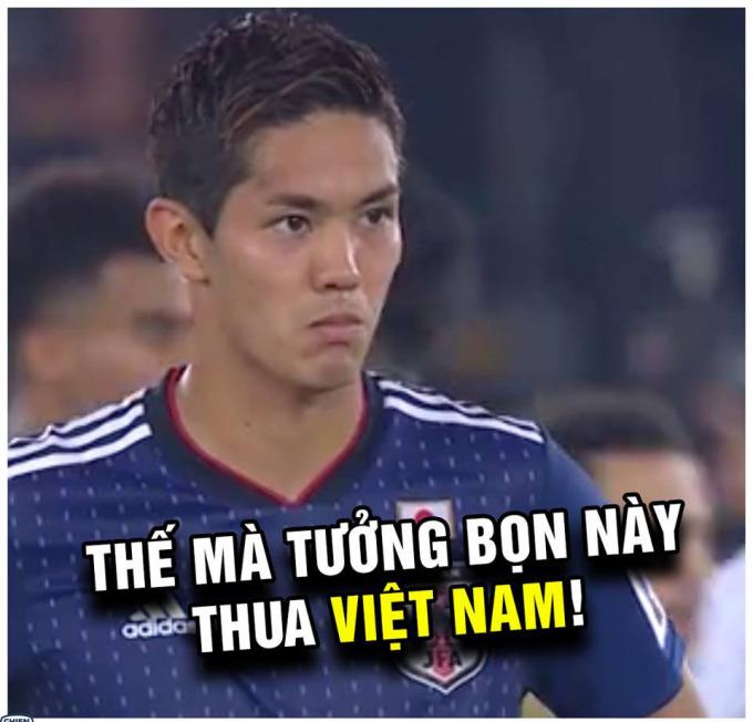 <p> VAR giúp Nhật Bản thắng Việt Nam, song lại khiến Samurai xanh gục ngã trước đối thủ Qatar.</p>