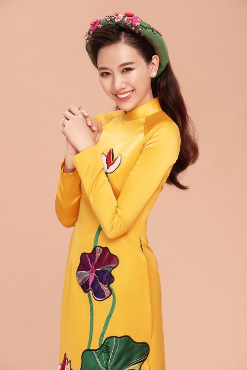 Đón Xuân 2019 sẽ là một kỷ niệm đáng nhớ nhất của Hari. Giờ đây người đẹp đã quen dần với những phong tục tập quán, văn hoá của người Việt Nam.