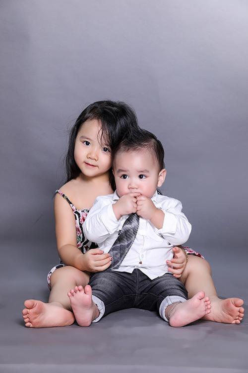 Trang Nhung lần đầu công khai con trai tròn một tuổi - 3