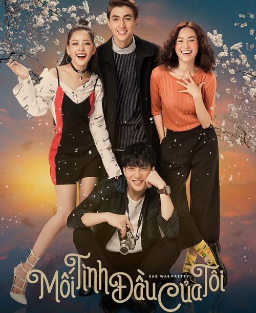 Phim có sự góp mặt của dàn diễn viên trai xinh gái đẹp của màn ảnh Việt.