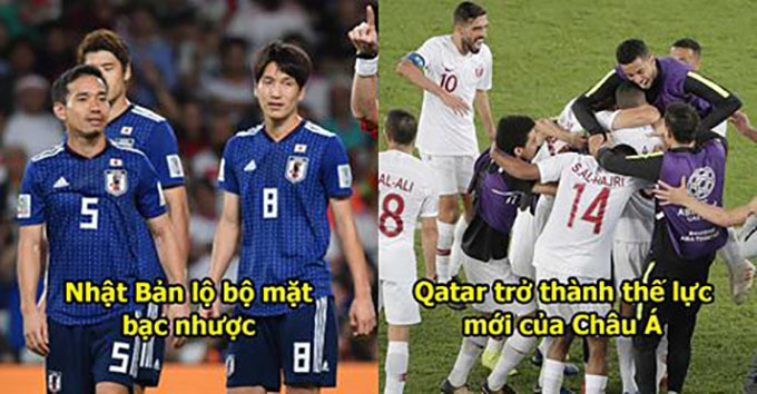 <p> Với lối chơi bị đánh giá thực dụng suốt cả mùa giải, Nhật Bản chính thức dừng bước ở ngôi vị Á quân tại Asian Cup 2019.</p>