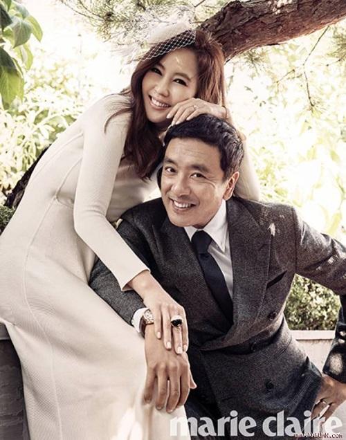 Nữ hoàng quảng cáo Kim Nam Joo kết hôn với người có một đời vợ.