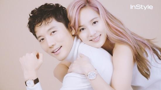 Cặp vợ chồng có nhan sắc đẳng cấp của Kpop.