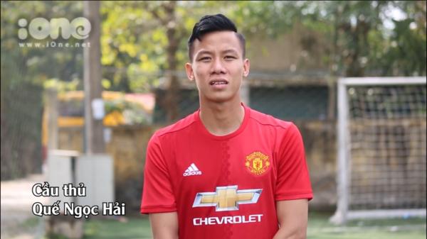 Tết đáng nhớ của cầu thủ Việt: Đức Huy tủi thân, Quế Ngọc Hải thích được lì xì - 1