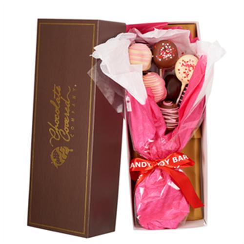 10 bó hoa vừa lạ đời vừa... ăn được tặng nàng ngày Valentine  - 7