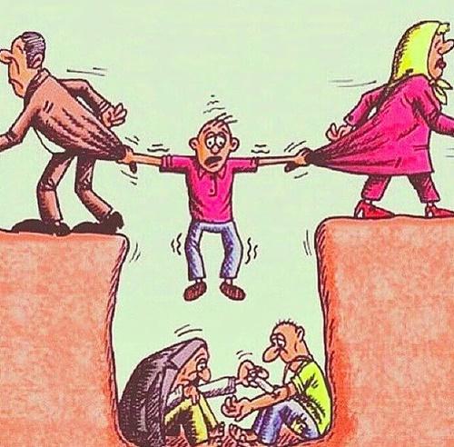 Mâu thuẫn trong gia đình đẩy những đứa trẻ vào hố sâu tệ nạn.