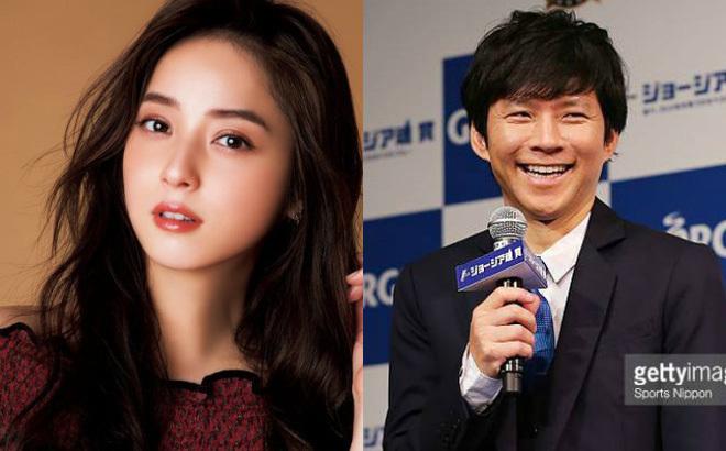 """<p> Là """"mỹ nhân được hàng triệu đàn ông châu Á khao khát"""" nhưng Nozomi Sasaki lại gây bất ngờ khi kết hôn với diễn viên hài Ken Watabe, người đàn ông có ngoại hình không mấy nổi bật và hơn cô 16 tuổi hồi tháng 4/2017.</p>"""