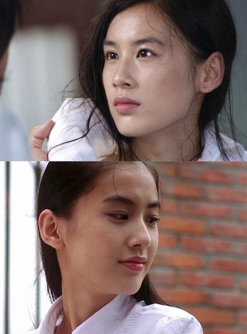 Vẻ ngoài xinh đẹp, thiện lương của Huỳnh Thánh Y rất thích hợp với vai cô bé câm bán kem, người đã khơi gợi lại lòng tốt của nhân vật A Tinh (Châu Tinh Trì).