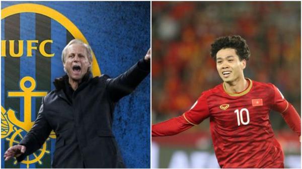 Huấn luyện viên Incheon United đã theo dõi Công Phượng từ lâu