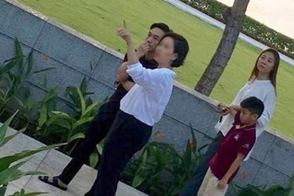 Đàm Thu Trang ngày càng thân với con riêng Hồ Ngọc Hà - 3